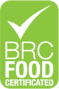 BRC Food Label